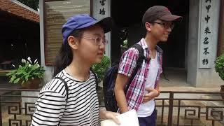 Một ngày trải nghiệm của học sinh THCS Thái Thịnh tìm hiểu nét văn minh, thanh lịch của người Hà Nội