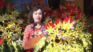 Lễ khai giảng năm học 2018 - 2019 trường THCS Thái Thịnh