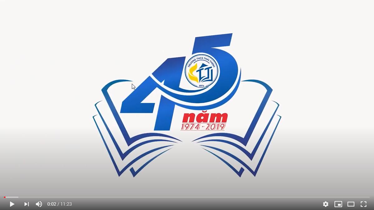 [Thái Thịnh 45 năm] – Một chặng đường