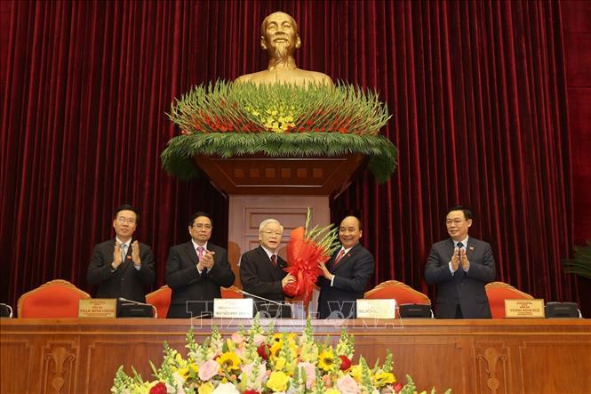 Lãnh đạo các nước gửi điện chúc mừng Tổng Bí thư, Chủ tịch nước Nguyễn Phú Trọng
