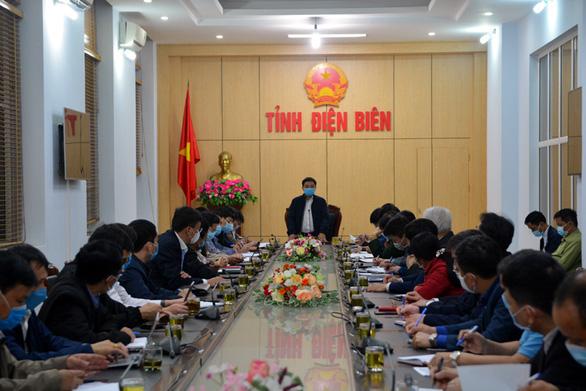 Điện Biên phát hiện 6 người dương tính với COVID-19 từ Hà Nội, Hải Dương về