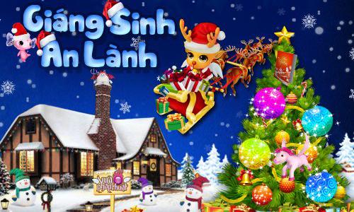 Đêm hội Giáng sinh và chào đón năm mới 2016
