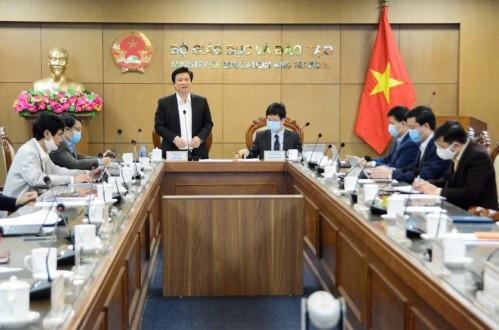 Thứ trưởng Nguyễn Hữu Độ: Phòng dịch hiệu quả, hoàn thành tốt nhiệm vụ năm học